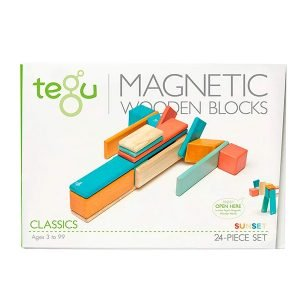 Tegu 24 Piece Set Sunset