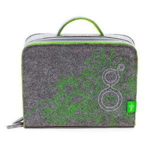 Tegu Felt Travel Tote Bag