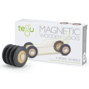 Tegu Wheels 2.0 Pack of 4