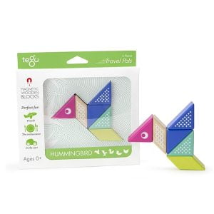 Tegu Travel Pals Hummingbird