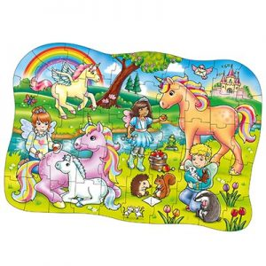 Orchard Toys Unicorn Friends Jigsaw Puzzle 50pcs