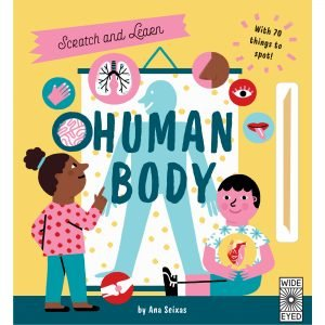 Scratch And Learn Human Body Book
