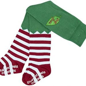 Slugs and Snails Elf Tights 0-6 months