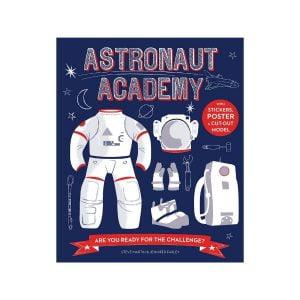 Astronaut Academy Book