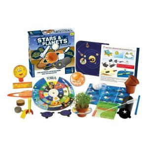 Kids First Stars and Planets