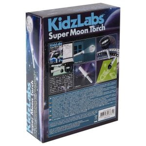 Kidzlabs Super Moon Torch