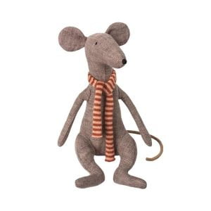 Maileg Cool Rat – Grey