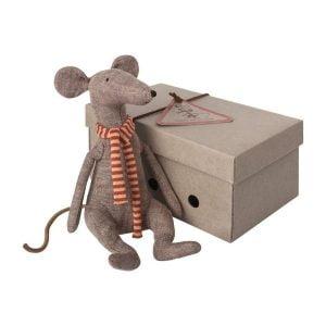 Maileg Cool Rat – Grey