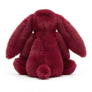 Jellycat Bashful Sparkly Cassis Bunny Medium