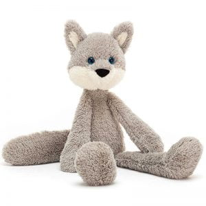 Jellycat Wyatt Wolf