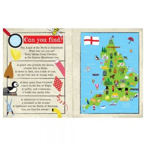 Nursery Times Crinkly Newspaper – Welcome To England