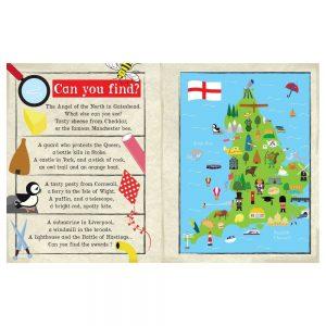 Nursery Times Crinkly Newspaper – Welcome To England