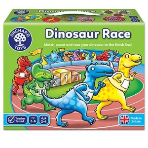 Orchard Dinosaur Race Game
