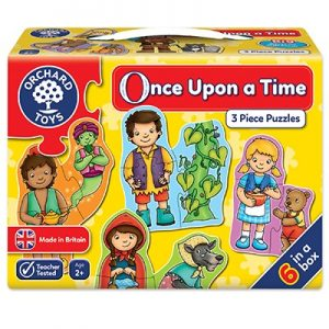Orchard Toys Once Upon A Time Jigsaw Puzzle – Toddler