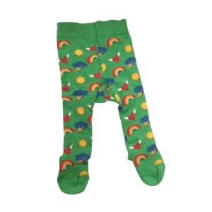 Slugs and Snails Rainbow Tights 12- 18 months