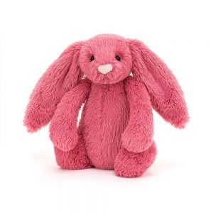 Jellycat Bashful Cerise Bunny Small