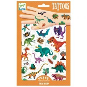 Djeco Tattoos Dino Club