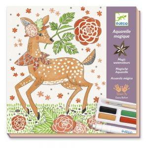 Djeco Magic Watercolours – Dandy Of The Woods
