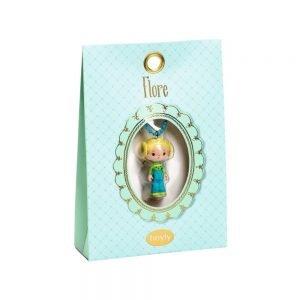 Djeco Tinyly Charm Necklace Flore
