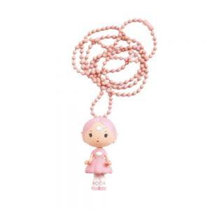 Djeco Tinyly Charm Necklace Elfe