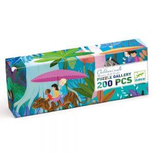 Djeco Children's Walk Jigsaw Puzzle 200pc