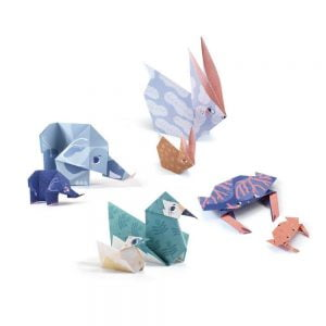 Djeco Easy Origami Animal Families