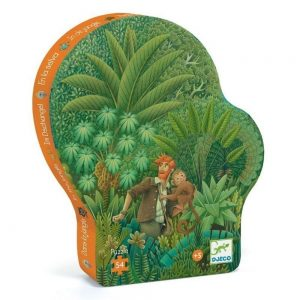 Djeco In The Jungle Jigsaw Puzzle 54pc