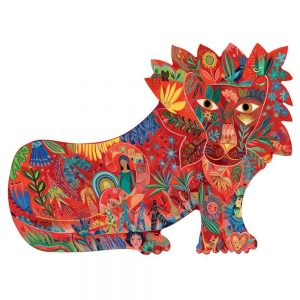 Djeco Puzz' Art Lion 150pc Jigsaw Puzzle