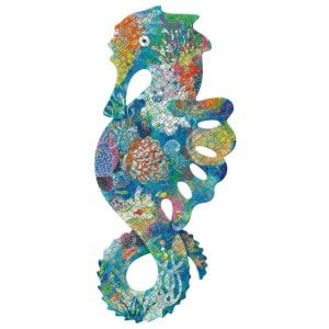 Djeco Puzz' Art Seahorse 350pc Jigsaw Puzzle