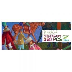 Djeco Wonderful Walk Jigsaw Puzzle 350pc