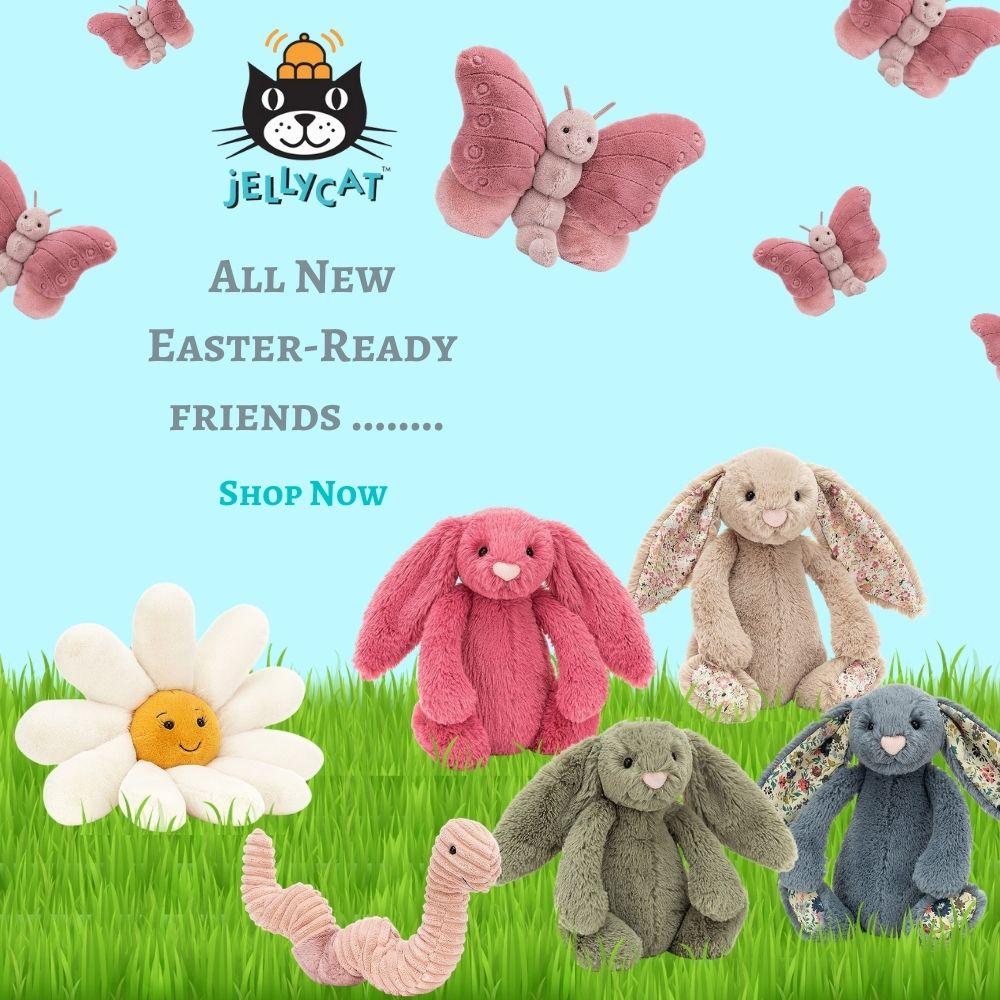 Jellycat Easter Ready Friends Banner