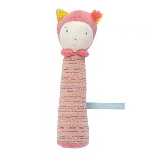 Moulin Roty Mademoiselle Squeaky Toy