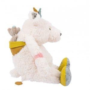Moulin Roty Le Voyage D'Olga Musical Polar Bear