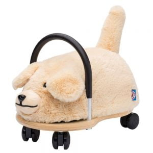 Wheely Bug Plush Dog Ride On
