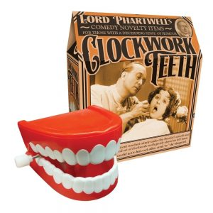 Wind Up Clockwork Teeth