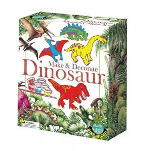 Make And Decorate Dinosaurs