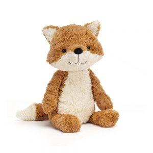 Jellycat Tuffet Fox