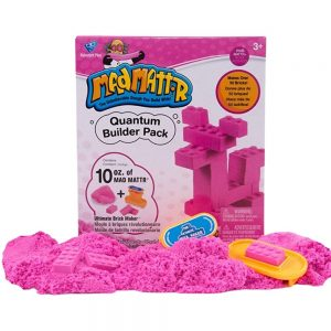 Mad Mattr Quantum Builder Pack – Pink 10oz with Ultimate Brickmaker