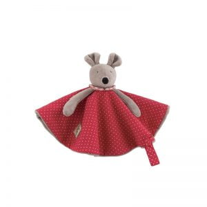 Moulin Roty La Grande Famille Little Nini The Mouse Comforter