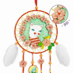 Djeco DIY Dreamcatcher – Arle Cat