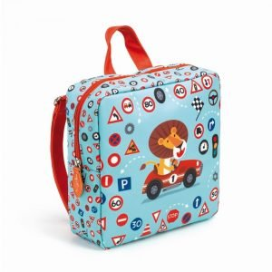 Djeco Lion Nursery School Bag