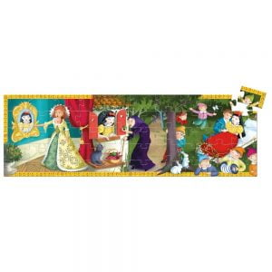 Djeco Snow White Jigsaw Puzzle 50pc