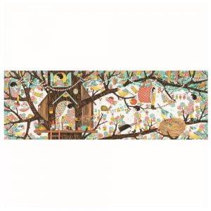 Djeco Tree House Jigsaw Puzzle 200pc