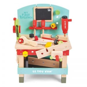 Le Toy Van Wooden My First Tool Bench