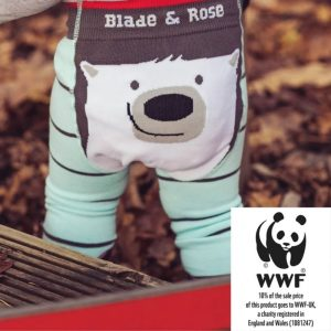 Blade and Rose WWF Polar Bear Leggings