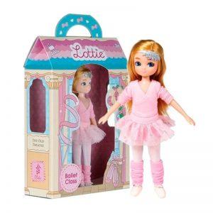 Lottie Doll Ballet Class