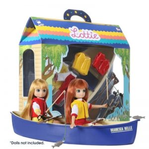 Lottie Dolls – Canoe Adventure
