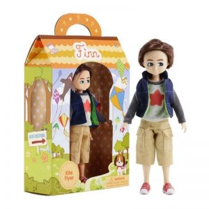 Kite Flyer Finn – Lottie Doll