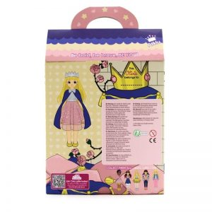 Lottie Doll Queen of the Castle