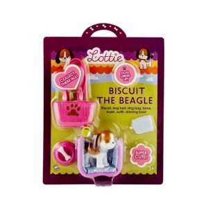 Lottie Dolls Biscuit The Beagle
